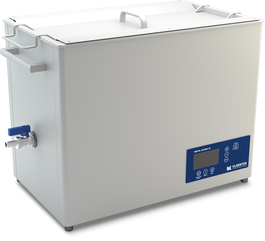 Kleentek MetalKleen 30L Ultrasonic Cleaner