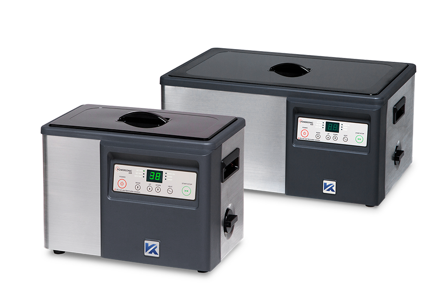 Powersonic Benchtop Ultrasonic Cleaning Range