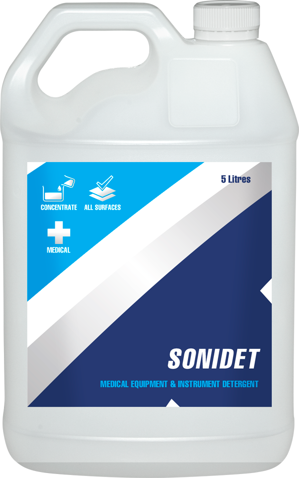 Kleentek Sonidet 5L Medical Equipment & Instrument Detergent